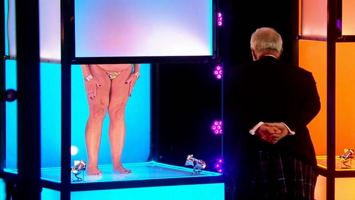 Image: Overrasker i «Naked Attraction»: - Herregud