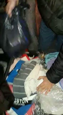 Gendarmería Interceptó una carga de 60 kilos de hoja de coca cerca de Centeno