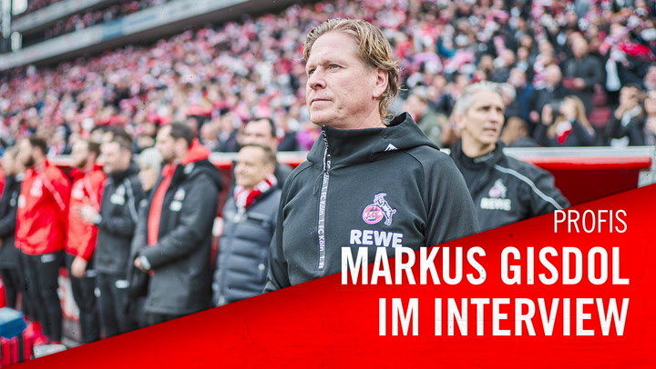 Markus Gisdol im Interview