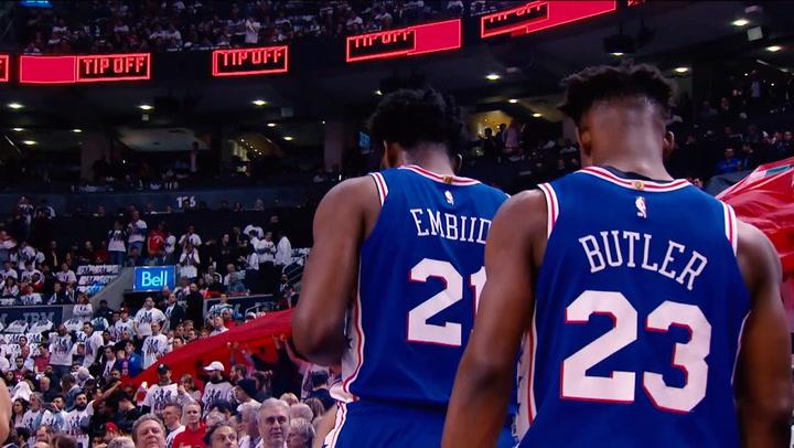 Resumen de la jornada de la NBA