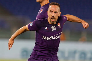 La razón por la que Franck Ribéry medita dejar el fútbol de Italia