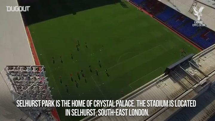 Stadiums: Selhurst Park