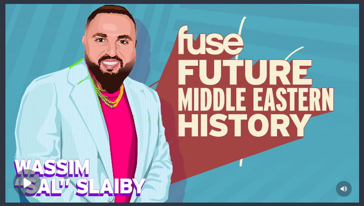 Future Middle Eastern History: Wassim Slaiby
