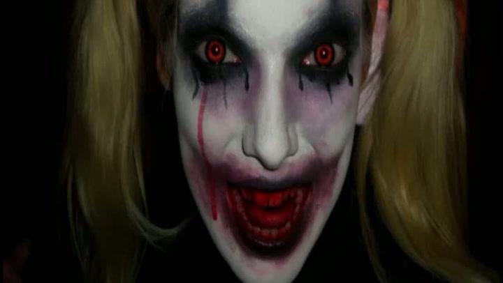 Halloween: Hvordan sminke seg som en ond klovn