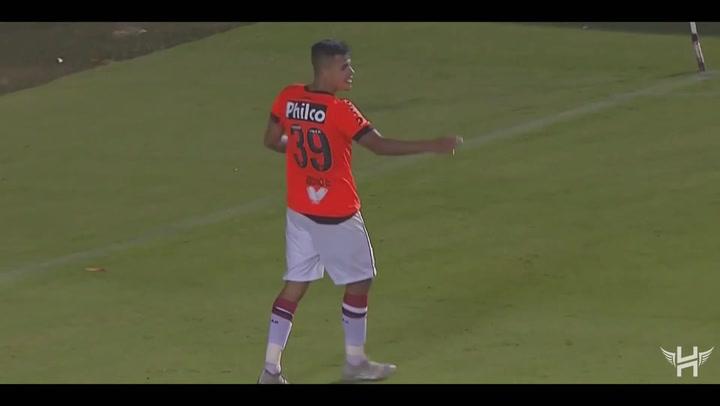 Así juega Bruno Guimaraes, jugador del Atlético Paranaense que interesa al Atlético de Madrid