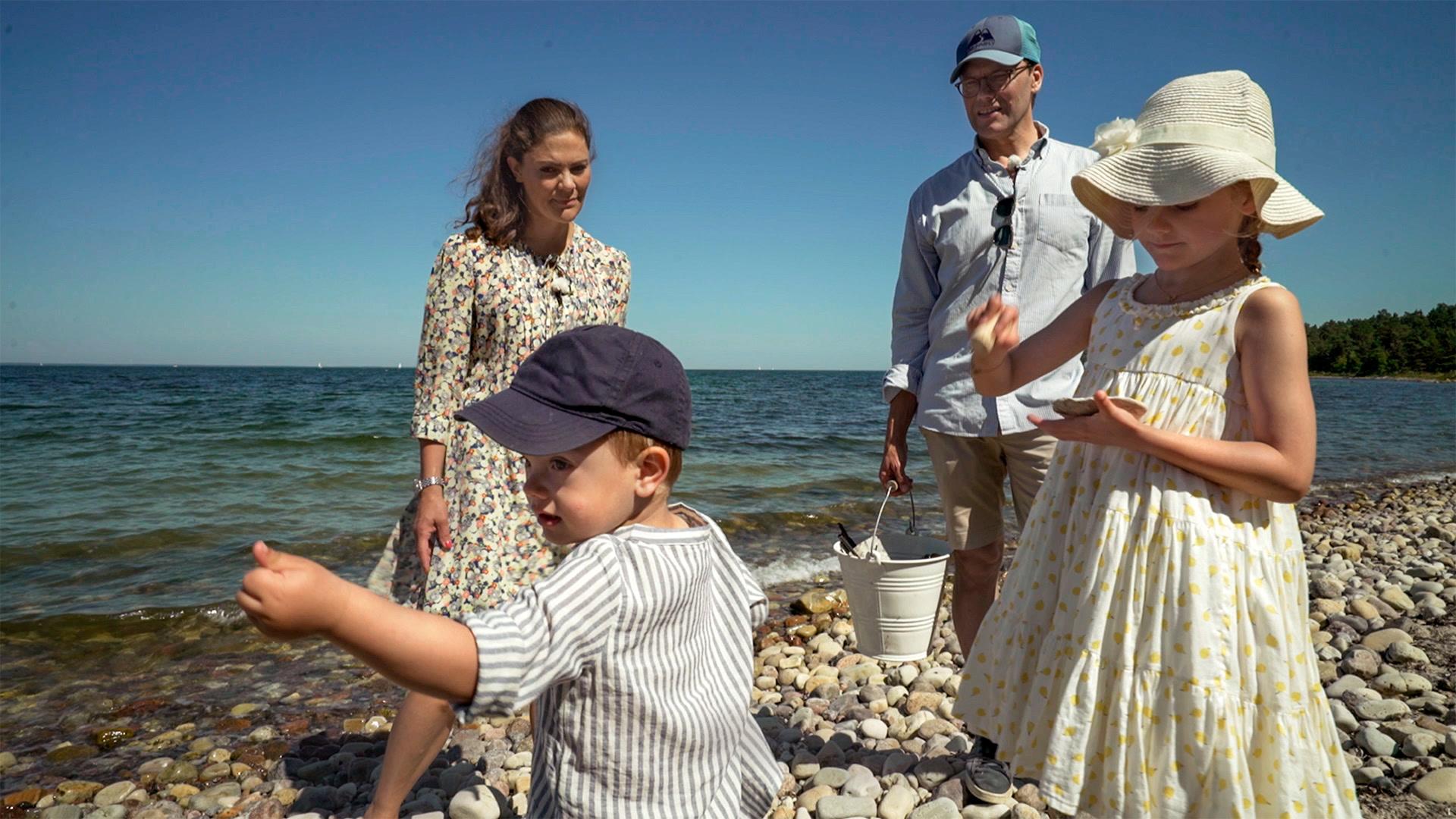 Un año con la Familia Real Sueca