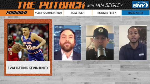 The Putback with Ian Begley: Former Suns GM Ryan McDonough's thoughts on Devin Booker