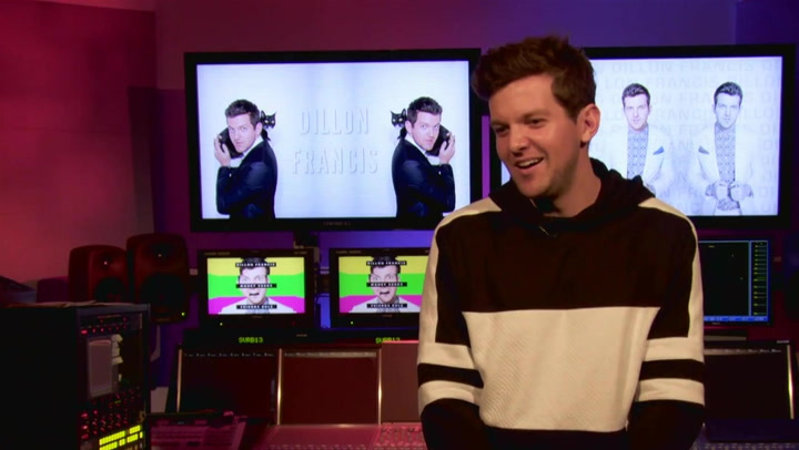 Dillon Francis Talks DJ Snake, Diplo & More
