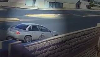 North Las Vegas hit-and-run crash