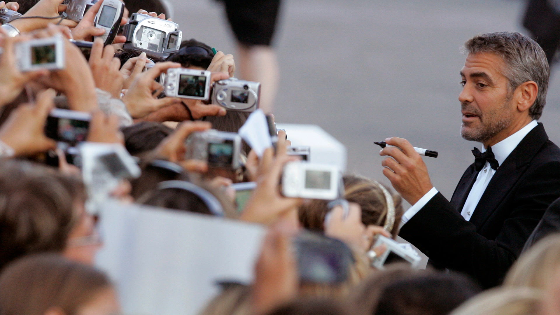 George Clooney, el hombre que pasó de ser un humilde albañil al más guapo y rico de Hollywood
