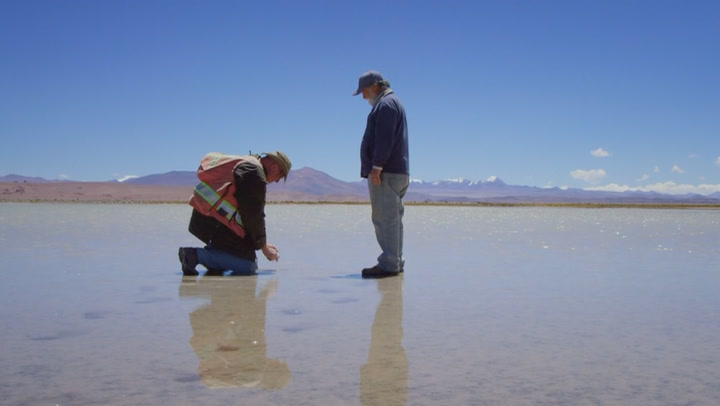 Lithium Chile: Building a Large Lithium Producer in Chile