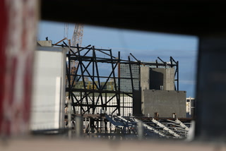Vegas Nation Stadium Show: How Close is the Stadium to Being Ready?