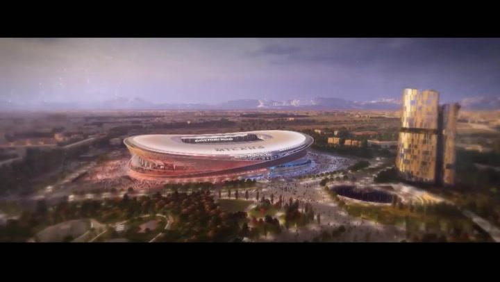 El proyecto para el nuevo San Siro de Manica Project