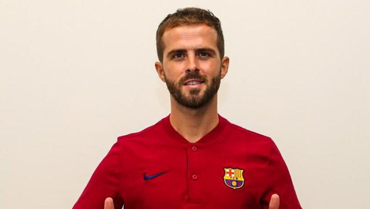 Pjanic No puedo esperar a jugar en el Camp Nou