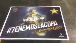 Filtran afiches que estaban listos para un Boca campeón