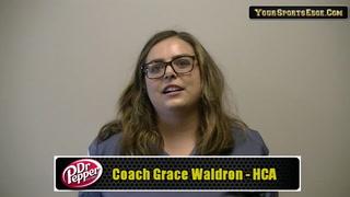 Waldron on HCA MS Program