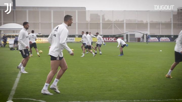 Training Center | Building up to Lazio