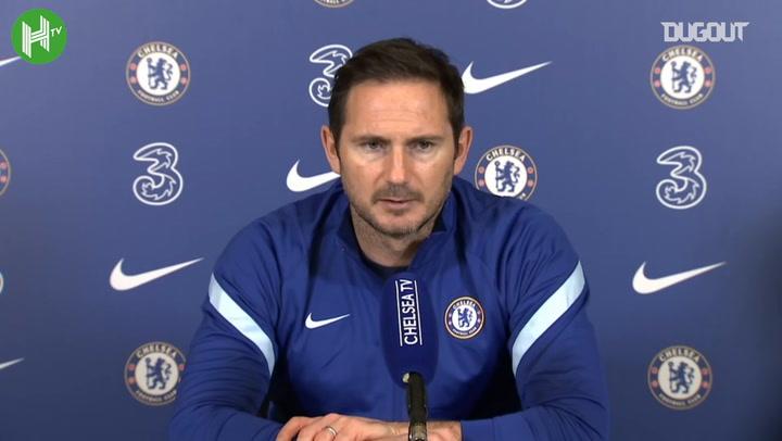 Lampard discusses returning fans impact and 'dangerous' Leeds