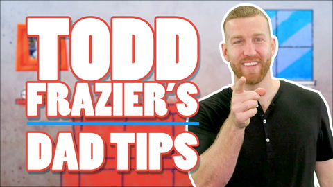 The Amazin' Life: Todd Frazier drops Fatherly Advice!