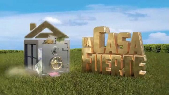 Así es La Casa Fuerte 2, el nuevo concurso de Telecinco