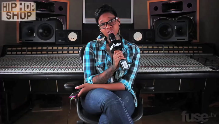 Shows: Hip Hop Shop:The MixDown: Jean Grae Previews 'Cookies or Comas' - Hip Hop Shop