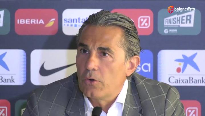 Sergio Scariolo ha dado la lista de 16 jugadores para el Mundial de China