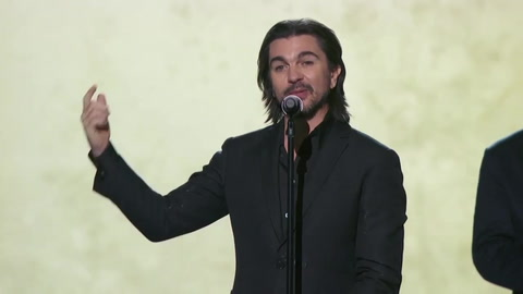 El Grammy Latino celebra a Juanes