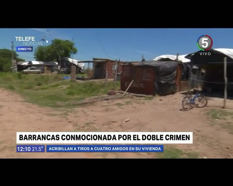Dos muertos y un herido grave en un brutal ajuste de cuentas por drogas en Barrancas