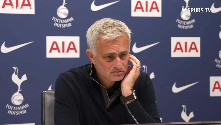 Mourinho: 'I have no bad feelings towards Manchester United'