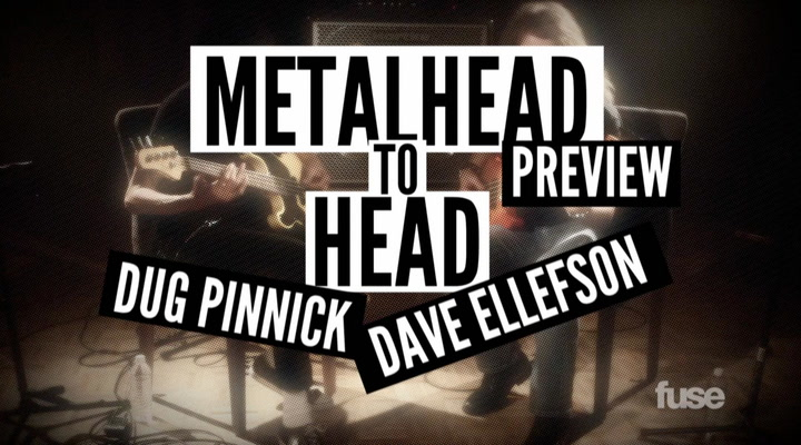 Web Shows: Metalhead to Head: Doug and Dave Teaser Pre