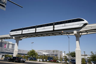 Las Vegas Monorail purchase gets LVCVA approval