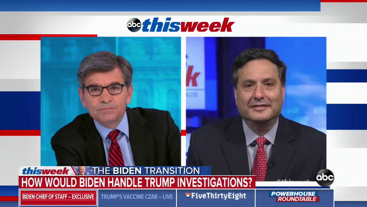 Ron Klain: Biden's First Cabinet Picks to Come Tuesday
