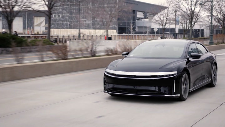 Tesla rival Lucid Motors shares rise on first day of public trading