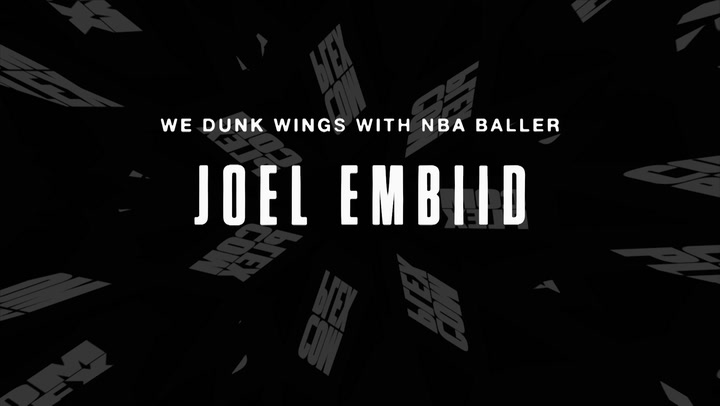 Joel Embiid: Hot Ones