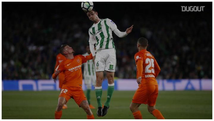 Gallery Recap: Real Betis 2-1 Málaga CF