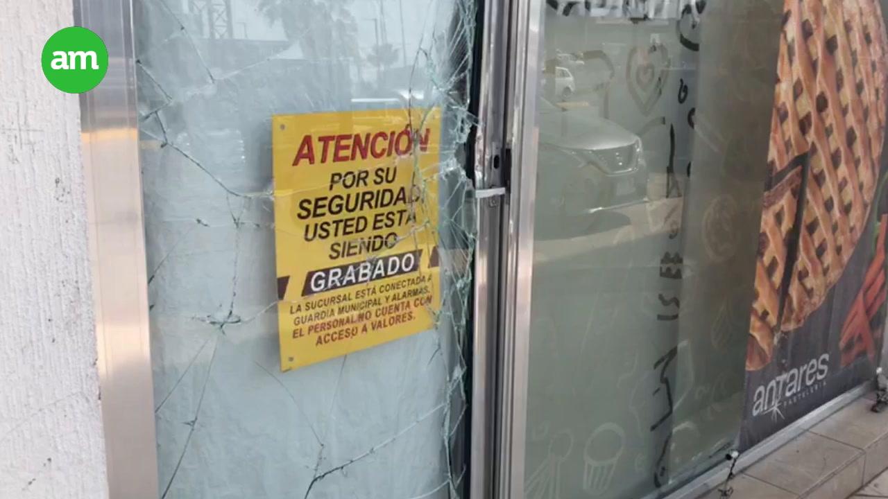 Video: Por cuarta ocasión roban tienda de Telcel en el año