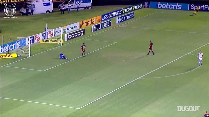 Gol Spektakuler: Keisuke Honda Vs Sport Recife (Oktober 2020)