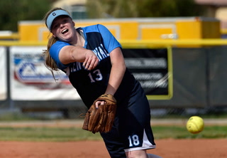 Centennial's Amanda Sink sets state record with 20 strikeouts