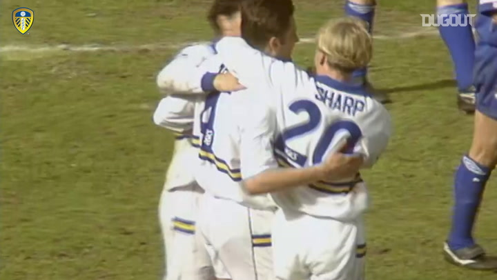 White's incredible goal helps Leeds beat Everton