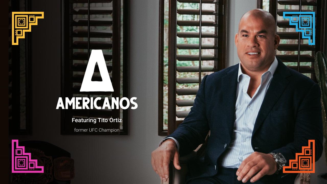 Americanos: Tito Ortiz
