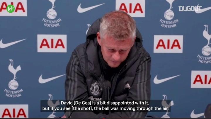 Solskjaer delighted with Pogba return