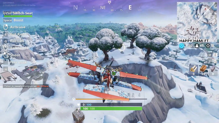 Fortnite 5 Golden Rings Locations Map How To Complete The
