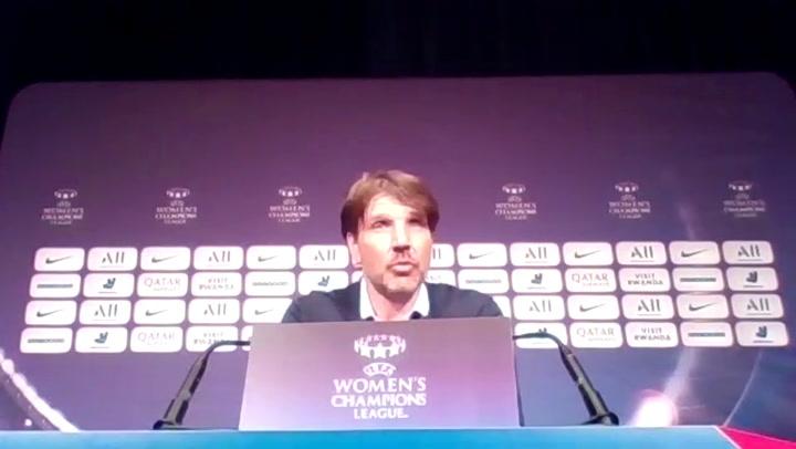 """1/4 de finale - Vasseur : """"Bouhaddi a été au niveau d'un 1/4 de finale de Ligue des champions"""""""