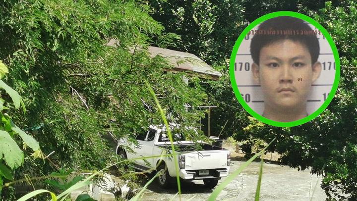 นาทีปิดล้อมบ้าน จ.ระนอง อดีตทหารเกณฑ์ ก่อเหตุกราดยิง 2 ศพ