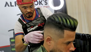 National Barber Industry Is Booming