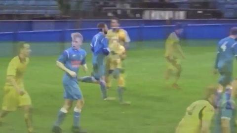 Un equipo hizo dos goles en un minuto y protagonizó el empate más agónico de la historia del fútbol