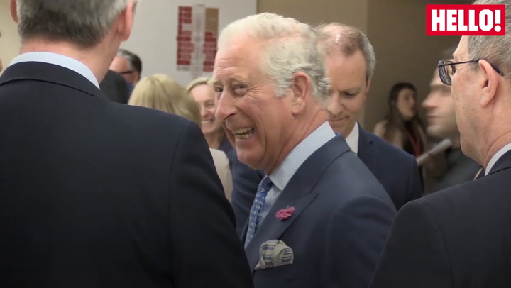 The Prince Of Wales Will Walk Meghan Markle Down The Aisle