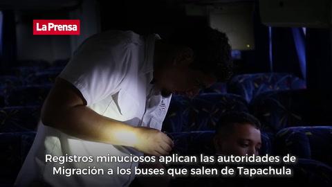 Residencias falsas dan a migrantes hondureños en México