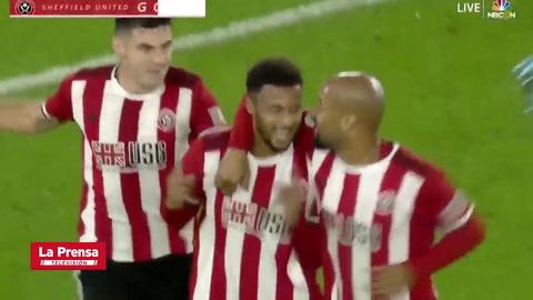 Sheffield United 1-0 Arsenal  (Premier League)