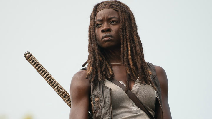 Image result for MICHONNE twd